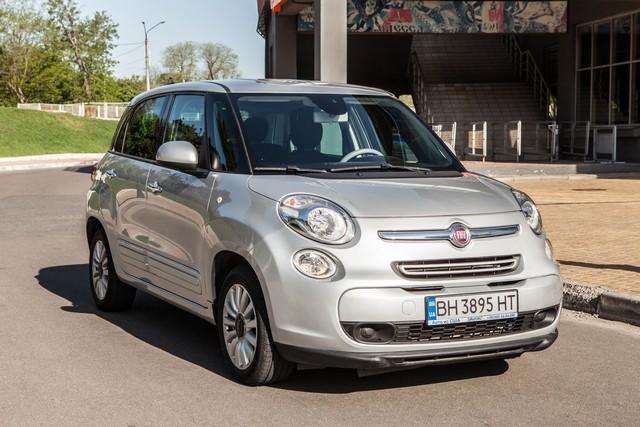 Fiat L500 2014