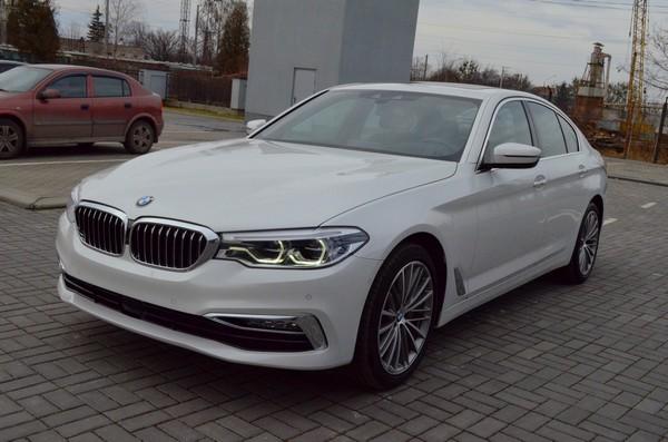 BMW 530XI 2017