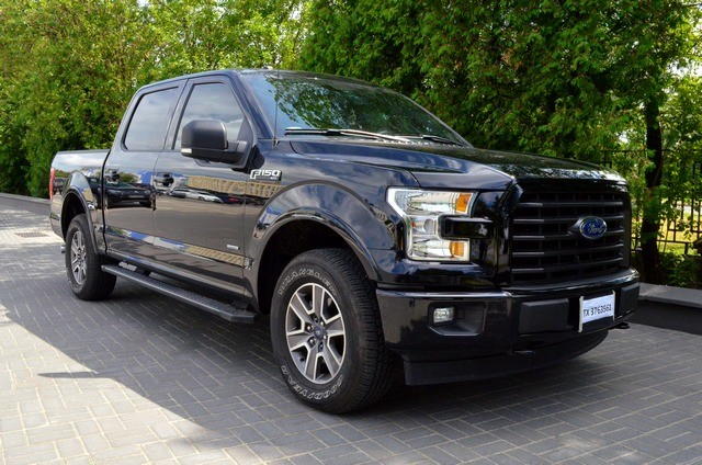 FORD F150 Supercrew 2017