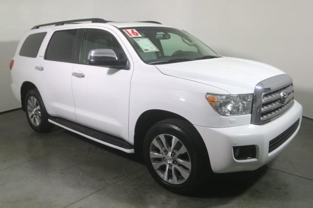 Toyota Seqoia 2017