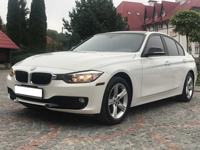 BMW 328D 2014 року, з США (Відео)