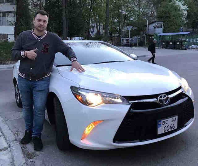 Отзыв от владельца Toyota Camry