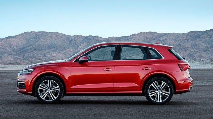 Audi Q5. Німецькі стандарти.