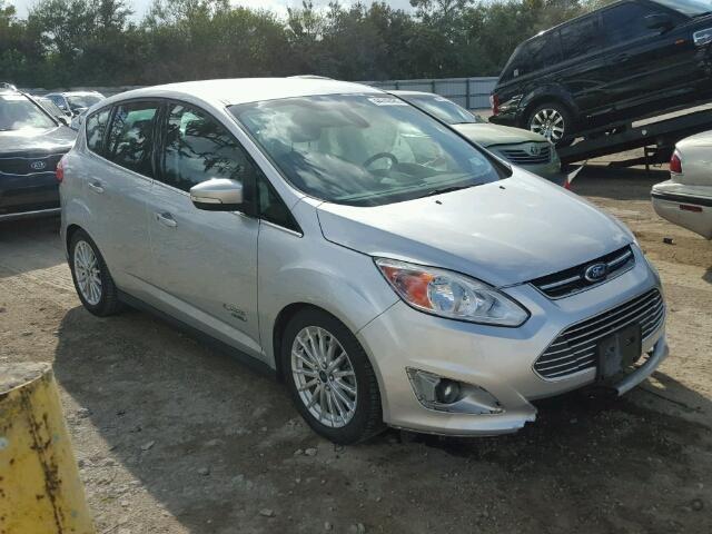 Ford C-MAX Plug In Premium 2013