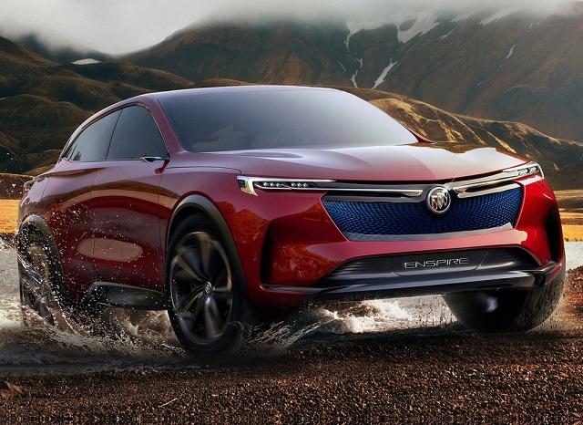 Електромобіль Enspire: Buick показав концепт
