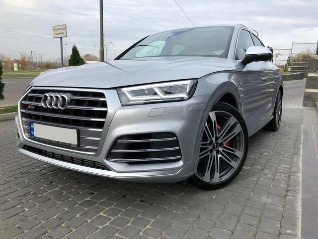 Audi SQ5 2018 TFSI Premium Plus