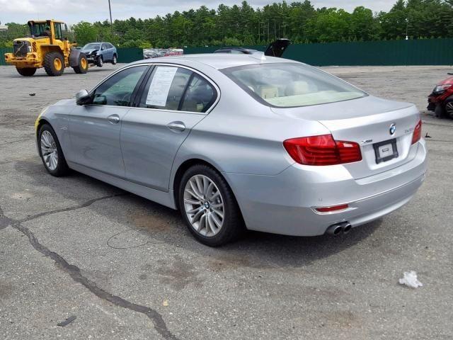 BMW 528 Luxury Line 2014