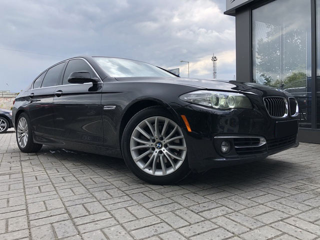 BMW 528I LUXURY LINE 2014
