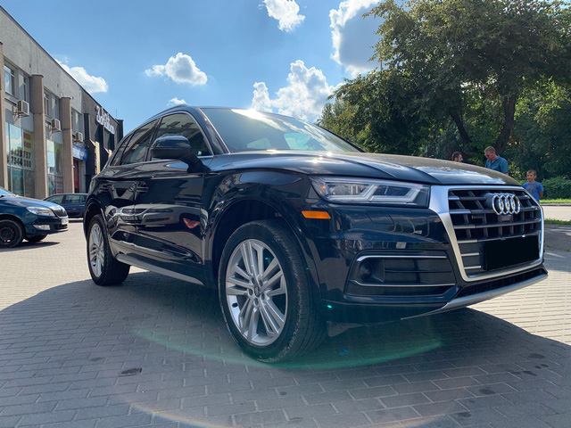Audi Q5 Prestige 2017