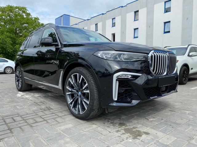 BMW X7 xDrive 50i 2019