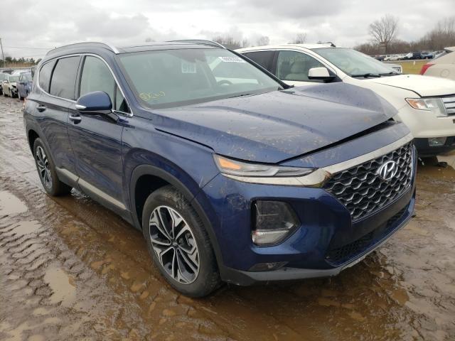 Hyundai Santa Fe Limited 2020