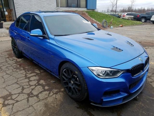 BMW 335i xDrive 2014