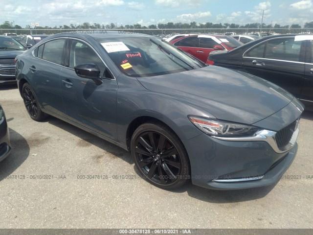 Mazda 6 Carbon Edition 2021